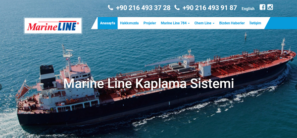MARINE LINE COATING
