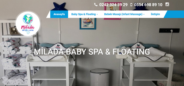 MİLADA BABY SPA & FLOATING